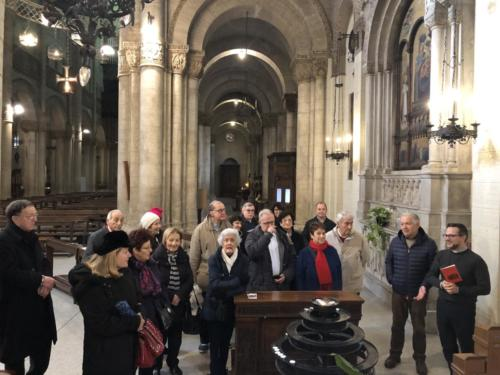 Basilica San Camillo de Lellis Visita Guidata 25.01 (10)