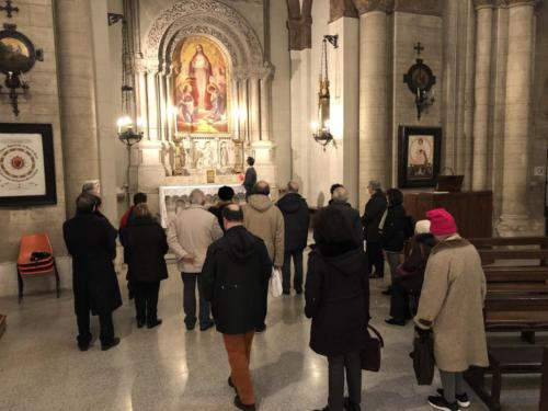 Basilica San Camillo de Lellis Visita Guidata 25.01 (11)