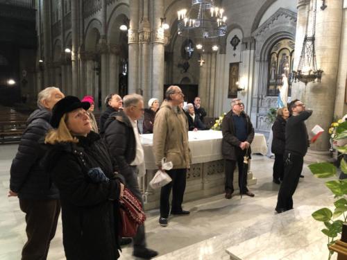 Basilica San Camillo de Lellis Visita Guidata 25.01 (8)