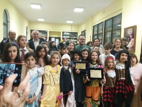 Festa di Carnevale Classi Catechismo 2020